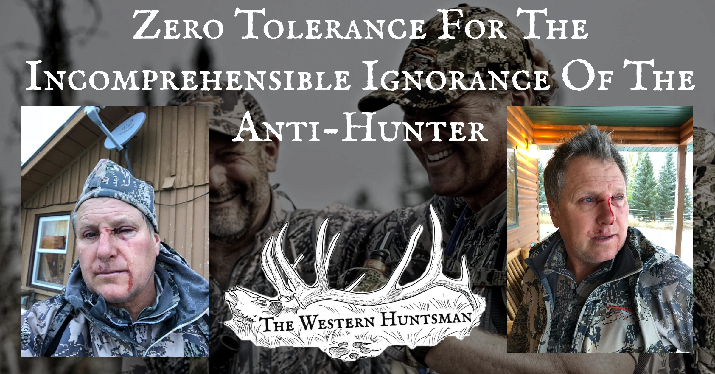 Zero Tolerance For The Incomprehensible Ignorance Of The Anti-Hunter